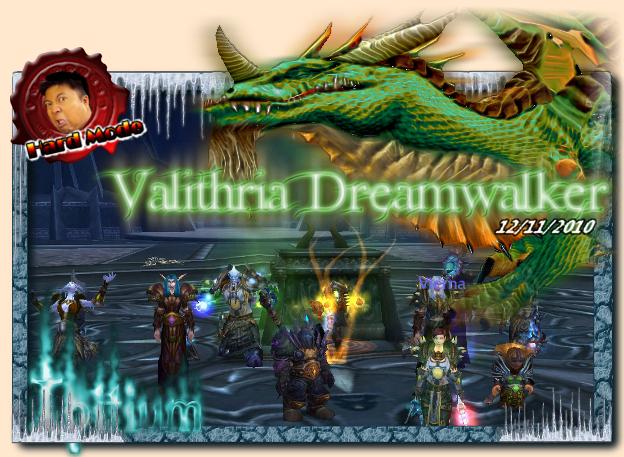 Reine de sang et Valithria 10 HM MarchereveHM